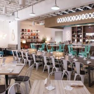 Restaurant Bar Interior