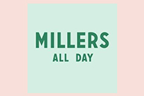 Millers All Day Logo
