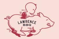 Lawrence BBQ Logo
