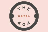 The 404 Hotel Logo